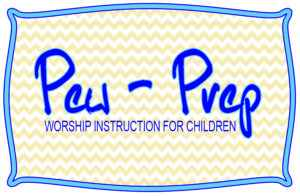 Worship Education  for Children at Christ Presbyterian Church