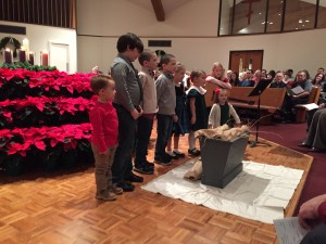 Children's Music at Christ Presbyterian Church