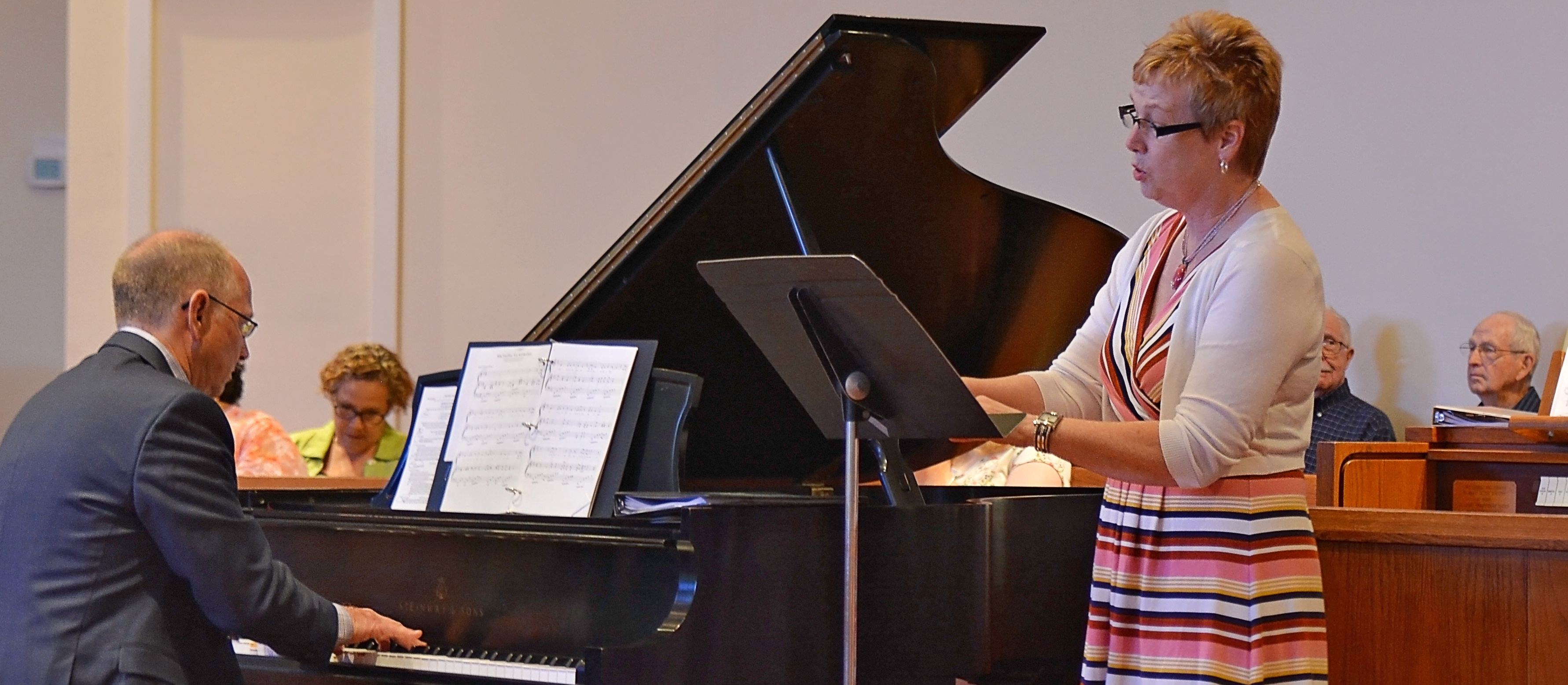 Music at Christ Presbyterian Church, Camp Hill